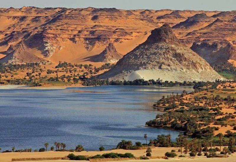 Ennedi Et Lacs D'ounianga : Livre Ouvert Sur La Prehistoire Du Sahara